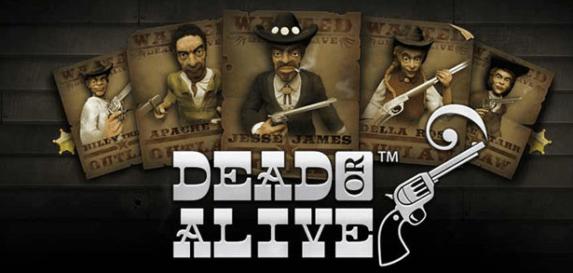Slot online dead or alive