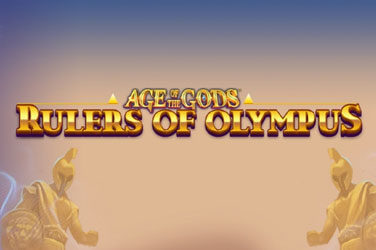 Age of the gods rulers of olympus