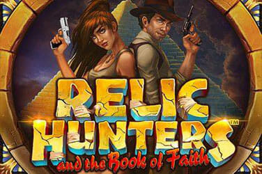 Relic hunters and the book of faith